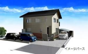 住宅配置参考プランパース1